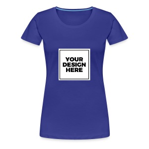 design - Women's Premium T-Shirt