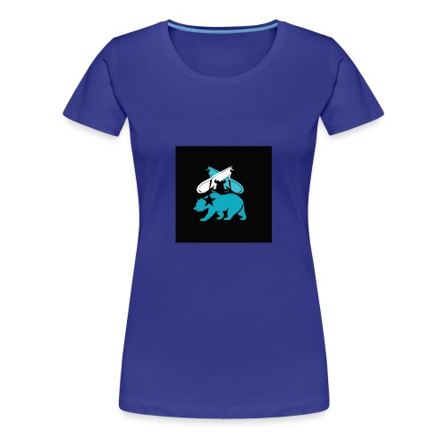 skateboard design - Women's Premium T-Shirt