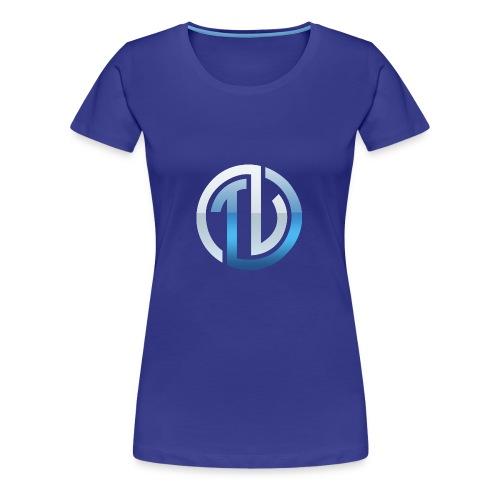 Official Trainer Vlogs Merch - Women's Premium T-Shirt