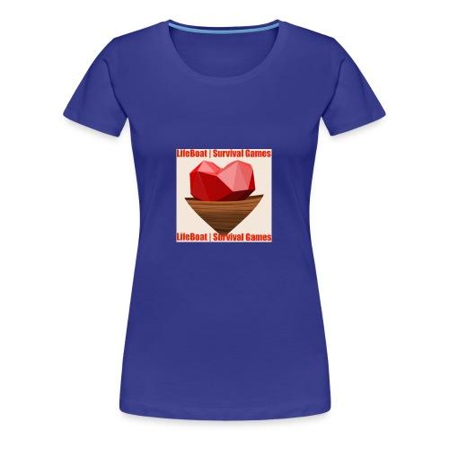 LifeBoat Custom Logo - Women's Premium T-Shirt