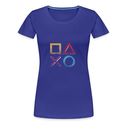 playstation - Women's Premium T-Shirt