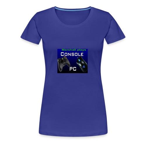 marshall plays - Women's Premium T-Shirt