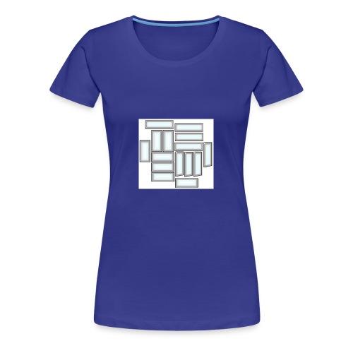 KD15 Logo - Women's Premium T-Shirt
