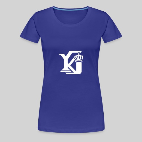 Evolve Sports Young King 17 - Women's Premium T-Shirt