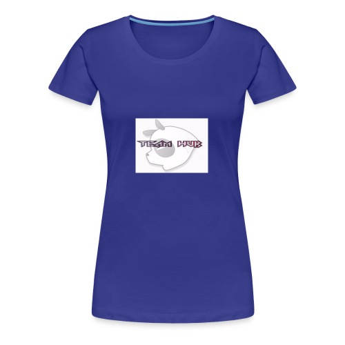 team hub theme - Women's Premium T-Shirt