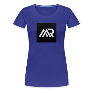 mr.miner logo - Women's Premium T-Shirt