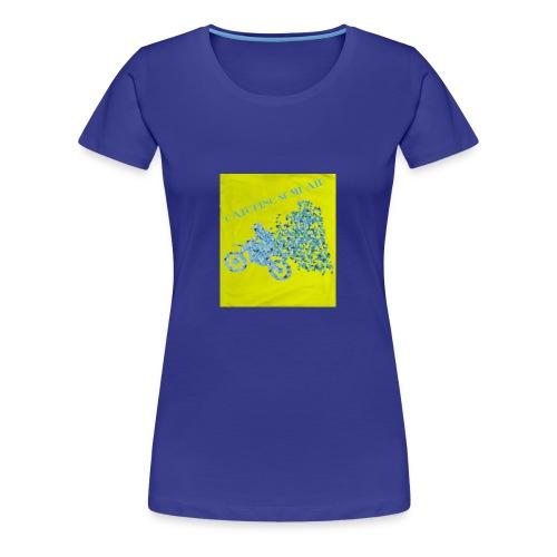 Catching some air - Women's Premium T-Shirt