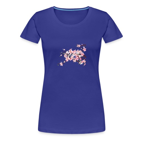 Blossoms - Women's Premium T-Shirt
