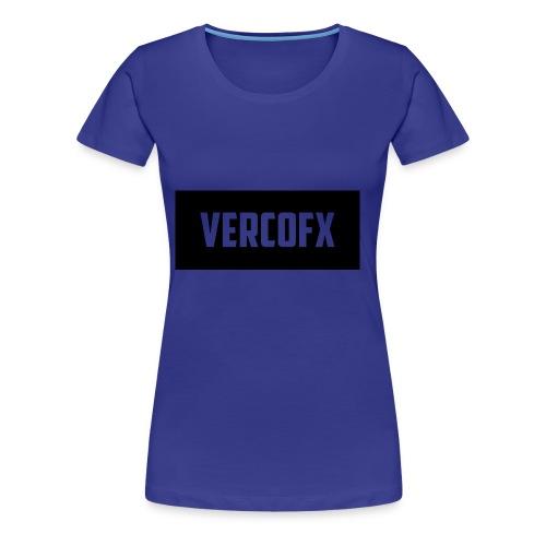 VercoFx - Women's Premium T-Shirt