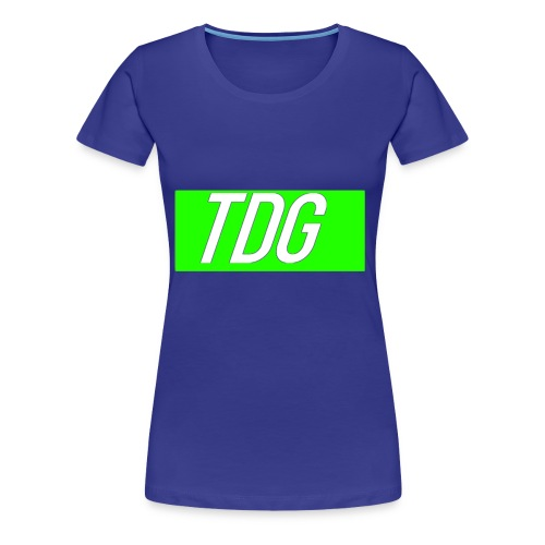 TDG Limited Merch! - Women's Premium T-Shirt