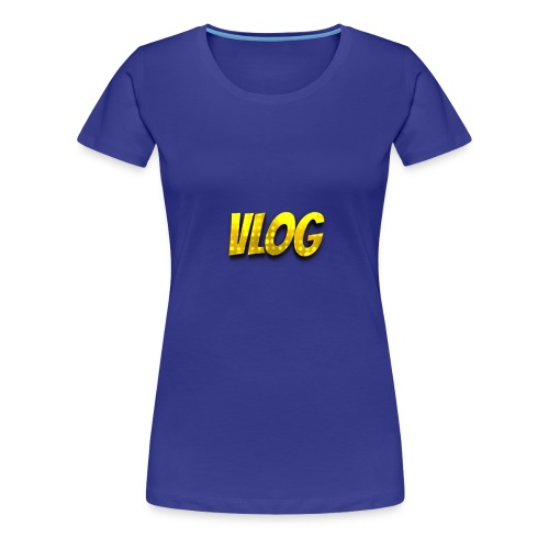 Vloger Merch - Women's Premium T-Shirt