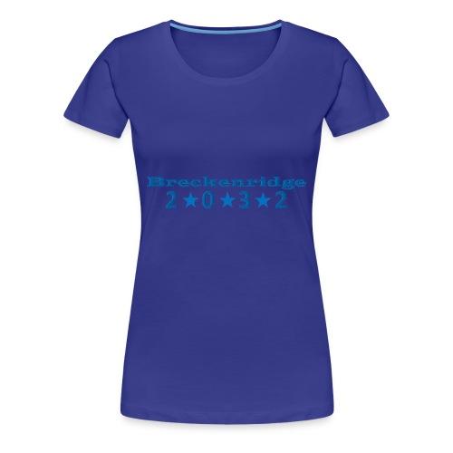 Red 2032 - Women's Premium T-Shirt