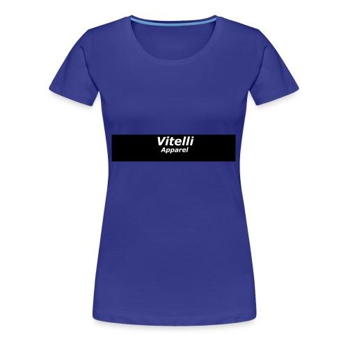 vitelli - Women's Premium T-Shirt