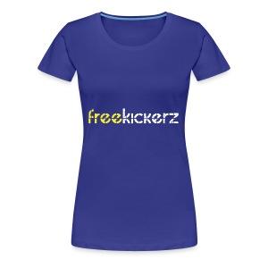 kicker Logo 1 - Women's Premium T-Shirt