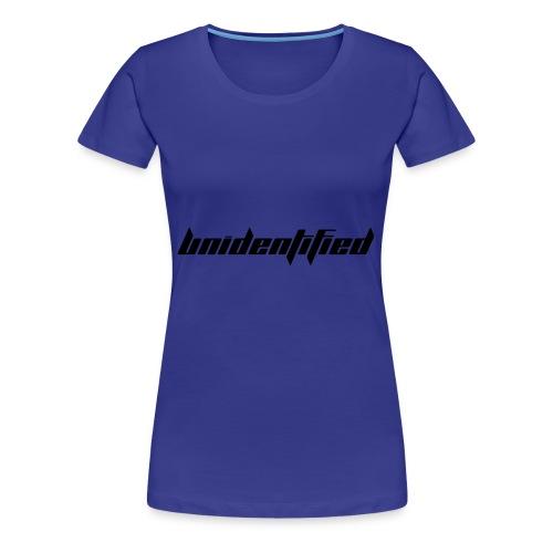 Unidentified OG - Women's Premium T-Shirt