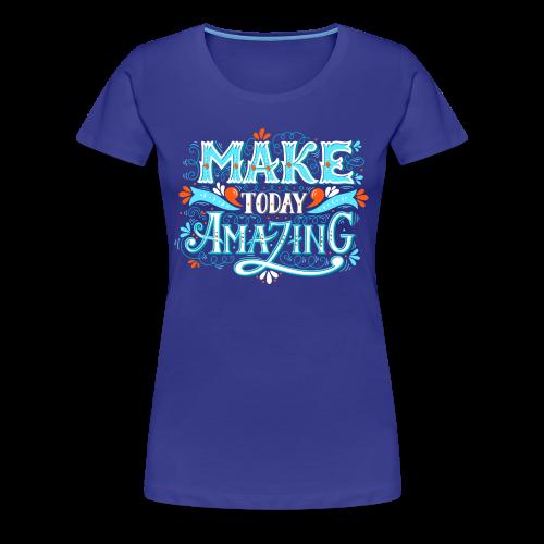 Shirt1 blog - Women's Premium T-Shirt