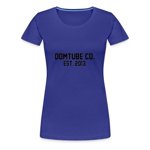 DomTube Co - Women's Premium T-Shirt