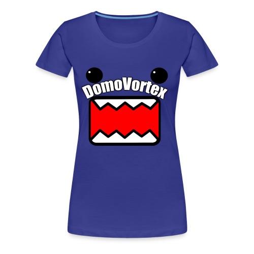 DomoVortex - Women's Premium T-Shirt