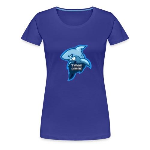 Tides Logo - Women's Premium T-Shirt