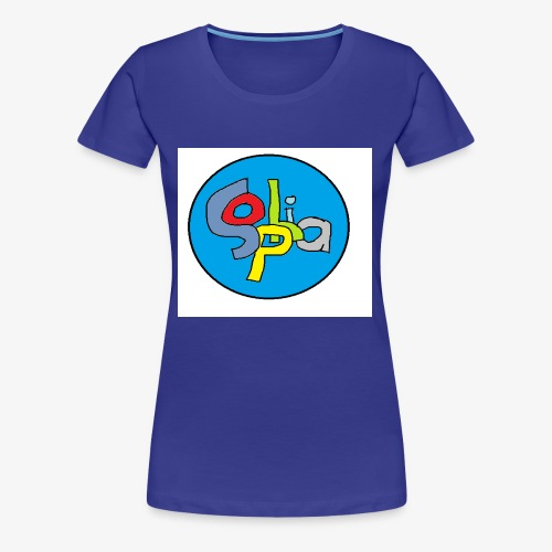 SophiaGaming Logo - Women's Premium T-Shirt
