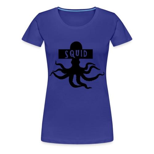 El Squido - Women's Premium T-Shirt