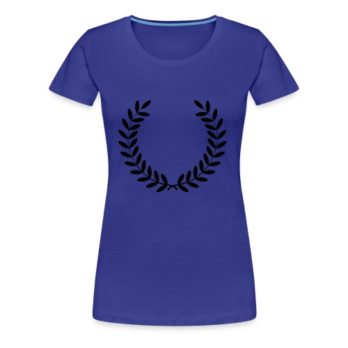 the design of - Women's Premium T-Shirt
