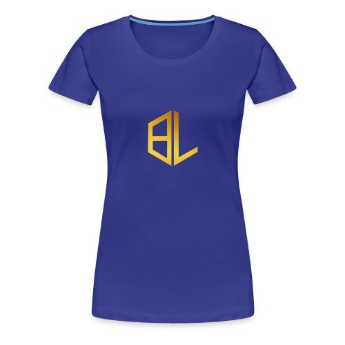 official Gold logo solo - Women's Premium T-Shirt