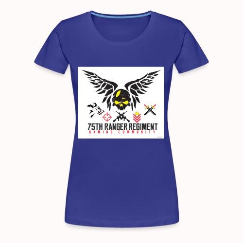 75th Ranger Regiment Gaming Community - Women's Premium T-Shirt