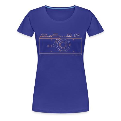 GAS - Leica M1 - Women's Premium T-Shirt