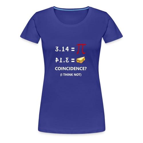 math - Women's Premium T-Shirt