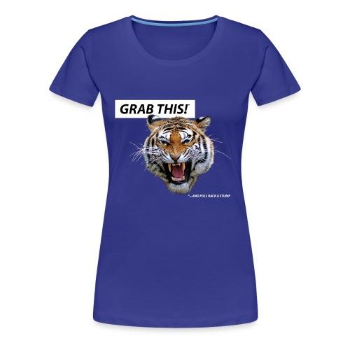 grab_this - Women's Premium T-Shirt