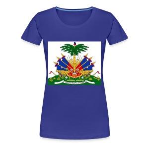 haitian 101 - Women's Premium T-Shirt