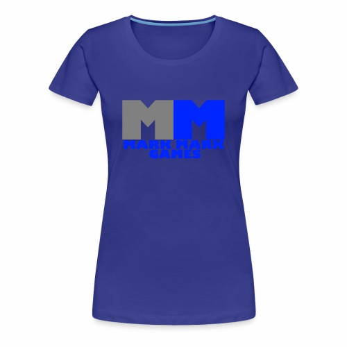 Mark Mark Games - Women's Premium T-Shirt