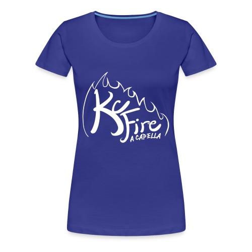 KC Fire Bright Design - Women's Premium T-Shirt