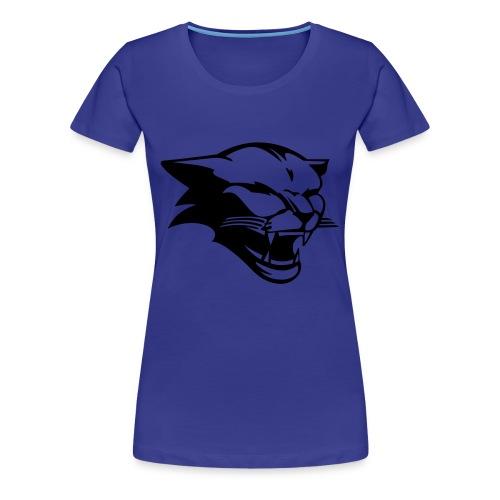 Cougar - Women's Premium T-Shirt