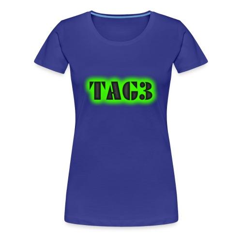 TRIPLE A GAMERS - Women's Premium T-Shirt