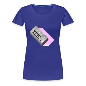 303 Love Pink #TTNM - Women's Premium T-Shirt