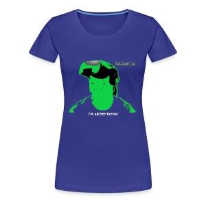 I'm an SGD Kiddo - Women's Premium T-Shirt