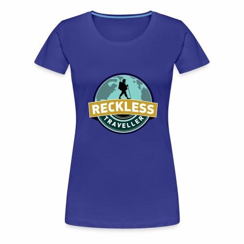 Reckless Traveller - Women's Premium T-Shirt