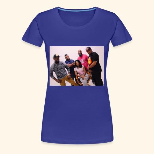 Sha Davis & The 1990's - Women's Premium T-Shirt