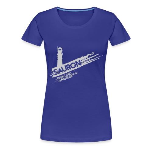 Tower of Sauron - Women's Premium T-Shirt