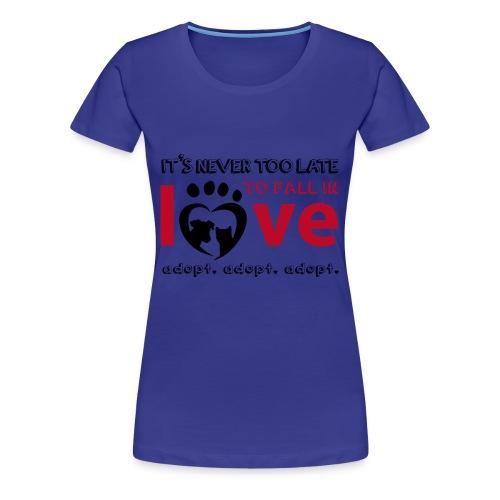 adpot2 - Women's Premium T-Shirt