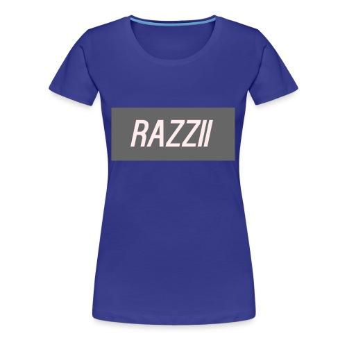 RAZZII - Women's Premium T-Shirt