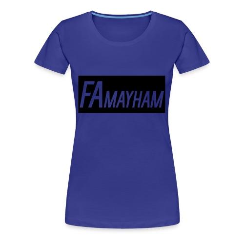 FAmayham - Women's Premium T-Shirt