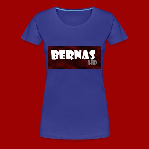 bernashd color 2 - Women's Premium T-Shirt