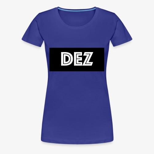 DeZ Boi - Women's Premium T-Shirt