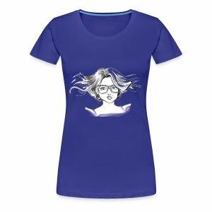 chica linda - Women's Premium T-Shirt