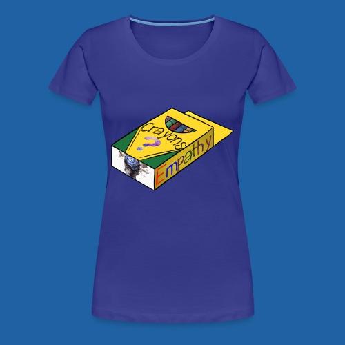 Colors of Empathy - Women's Premium T-Shirt