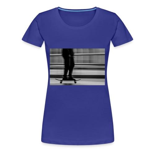 MAC_1337 - Women's Premium T-Shirt