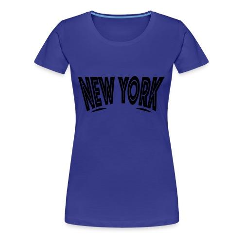 New York Looking - Women's Premium T-Shirt